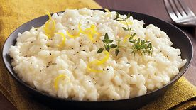 Slow-Cooker Lemon Scented Risotto