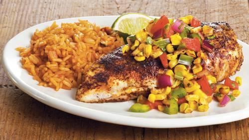 Tex-Mex Chicken with Corn Salsa_image