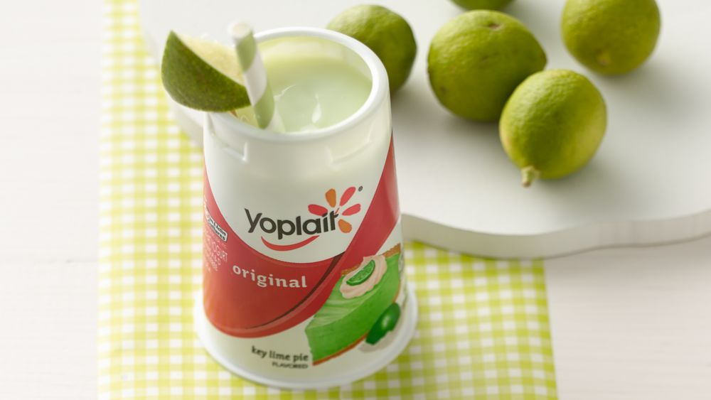 Limeade Drinkable Yogurt