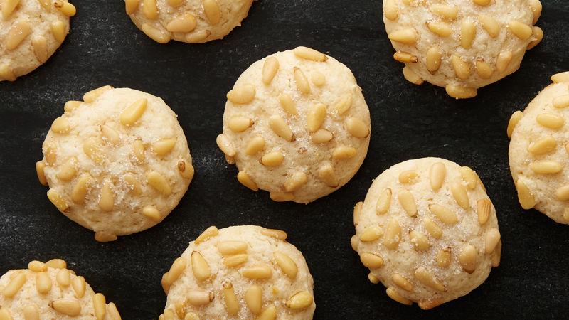 Easy Pignoli (Ricotta Pine Nut) Cookies