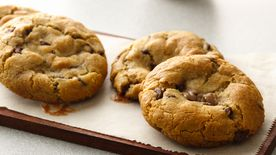 Gluten-Free Candy Filled Chocolate Chip Cookies