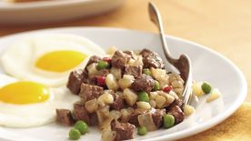 Slow-Cooker Roast Beef Hash