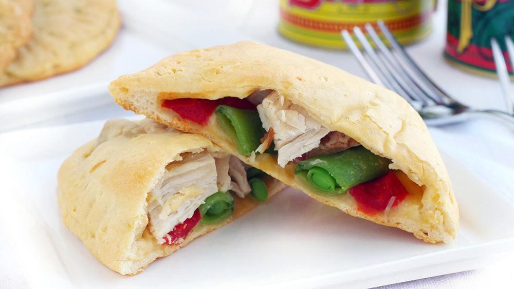Vegetable Medley-Chicken Hand Pies