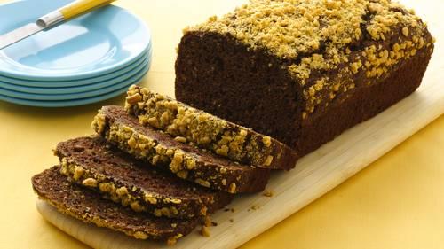 Chocolate-Banana Bread image