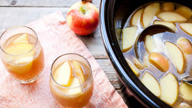 Ginger Rum Apple Cider