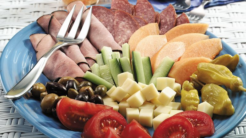 Weeknight Antipasto Plate