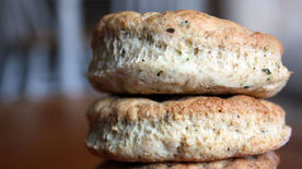 Savory Wheat Biscuits