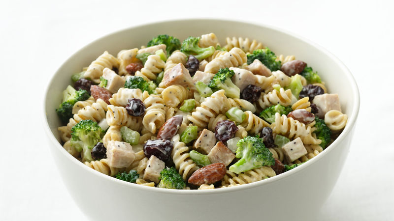Turkey-Pasta Salad