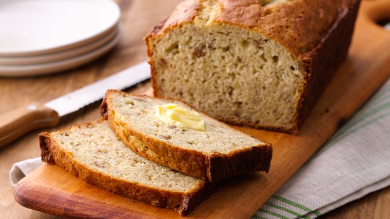 Bisquick Banana Nut Bread