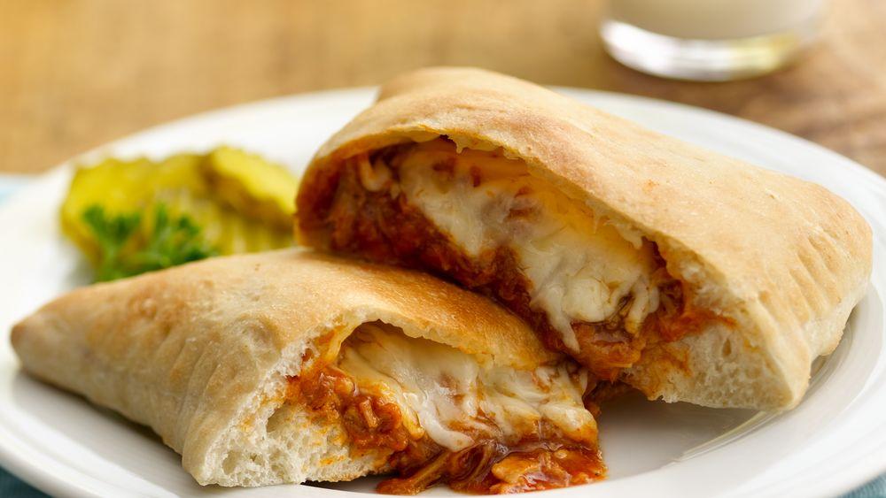 Easy italian sausage calzone recipe