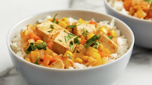 tofu chicken taco seasoning dip diet center recipe