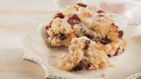 Cranberry-Walnut Scones
