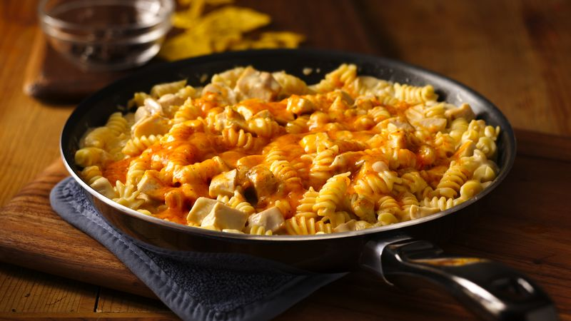 Cheesy Southwest Chicken Skillet