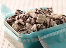 Chocolaty Peppermint Buddies Crunch