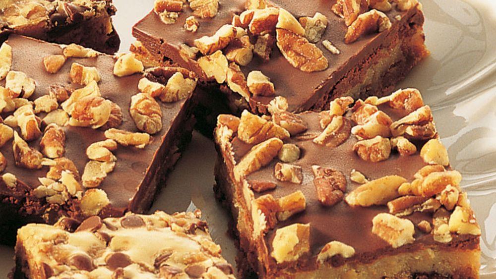 Choco-Nut Sweet Treats