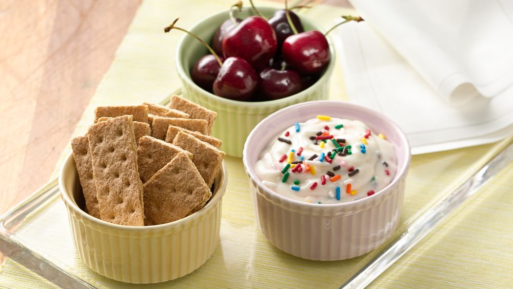 Party Confetti Yogurt Dip