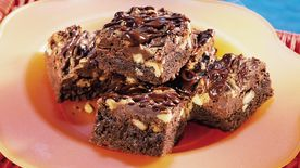 Triple Espresso Brownies