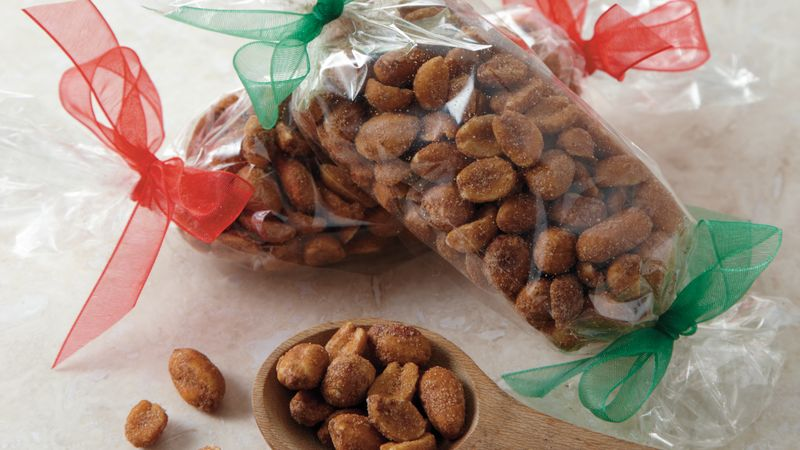 Chipotle Honey-Roasted Peanuts