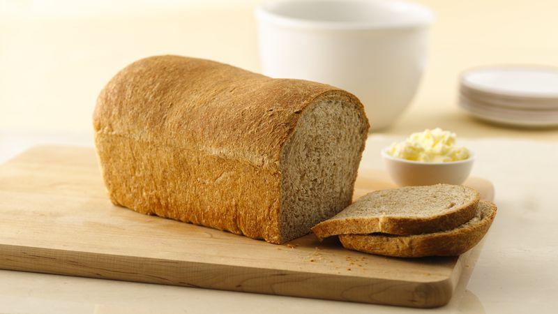 Easy English Muffin Bread