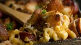 Craft Beer Mac and Cheese