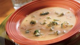 Easy Broccoli-Cheese Soup