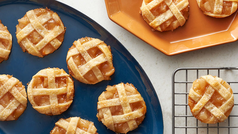 Caramel Apple Pie Cookies Recipe - Tablespoon.com