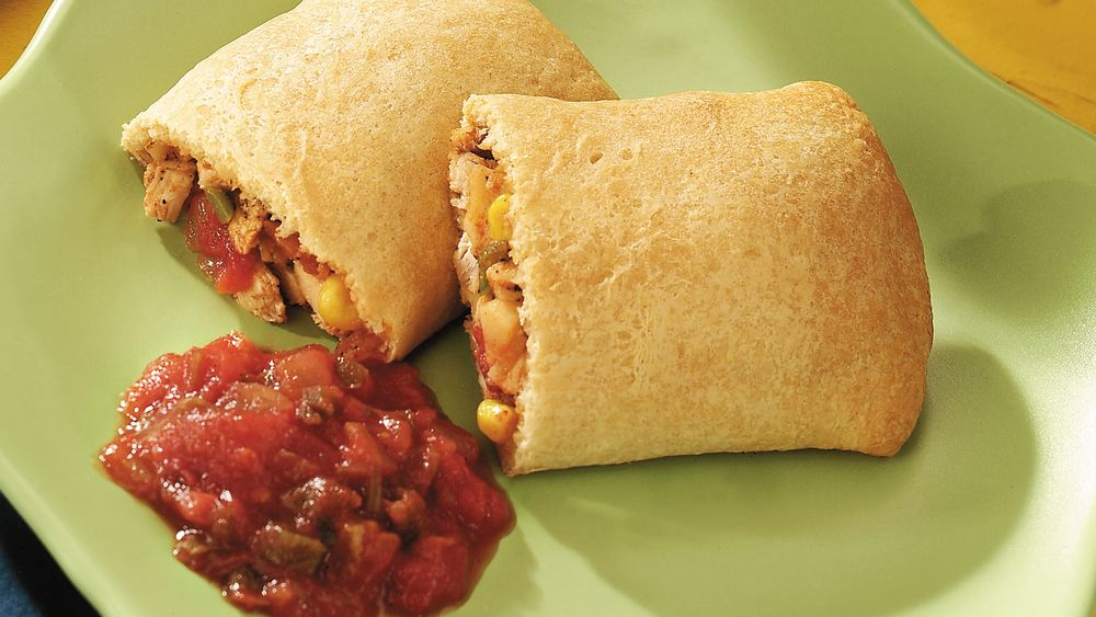 Easy Chicken Pasties