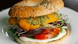 Super Veggie Sandwich