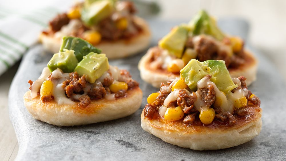 Mini Mexican Gorditas