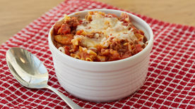 One-Pot Cheesy Lasagna Soup