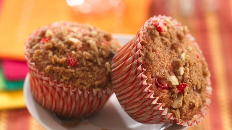 Cherry-Streusel Muffins