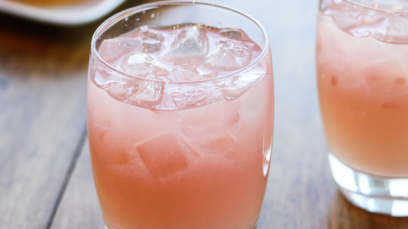Ginger Grapefruit Mocktail