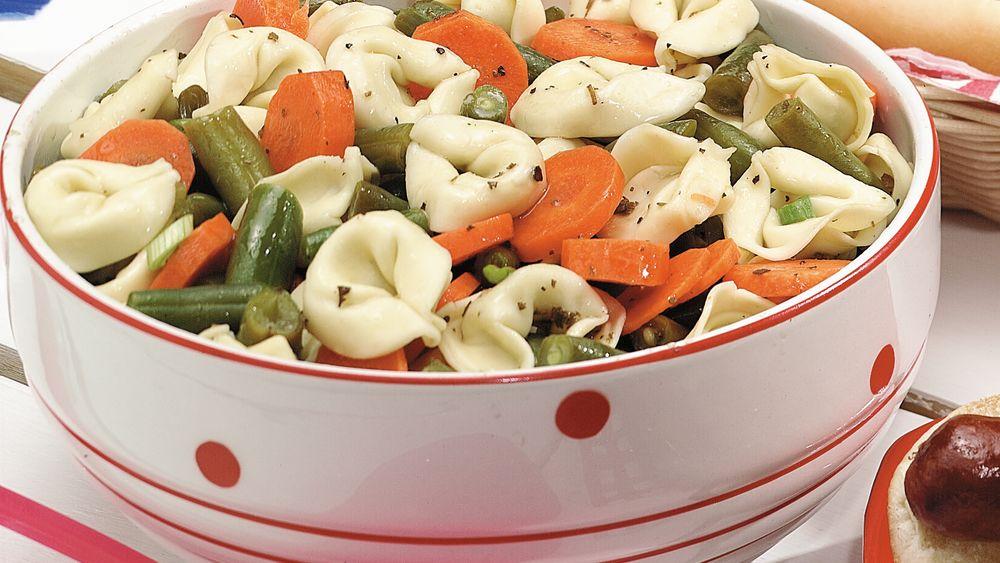 Quick Tortellini Salad