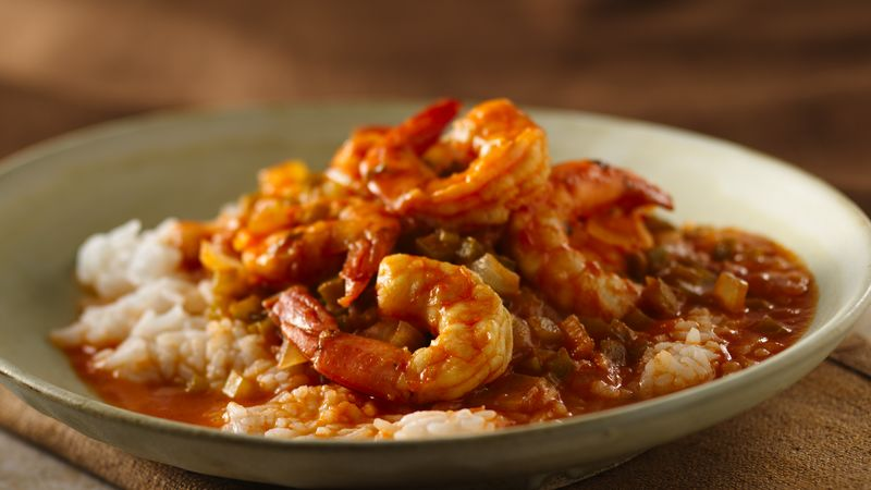 Shrimp Creole Recipe Bettycrocker