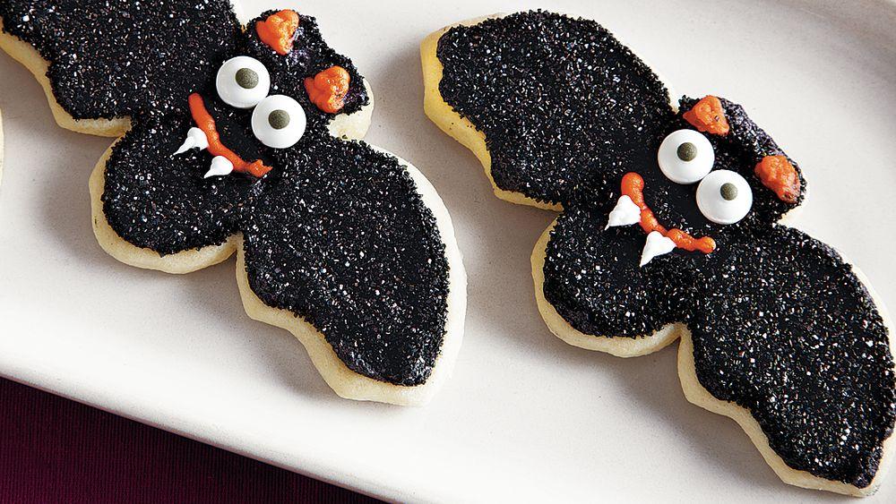 Batty Sugar Cookies