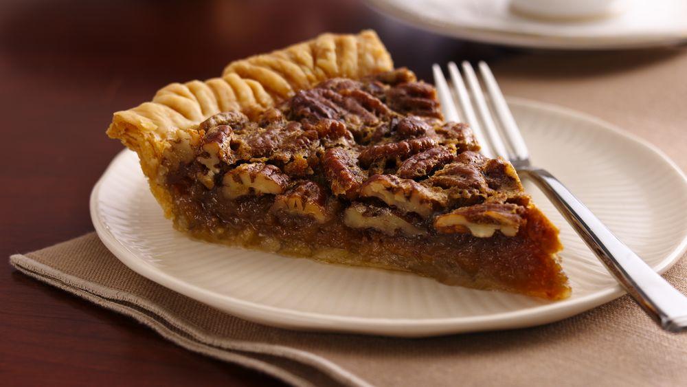 Golden Pecan Pie recipe from Pillsbury.com