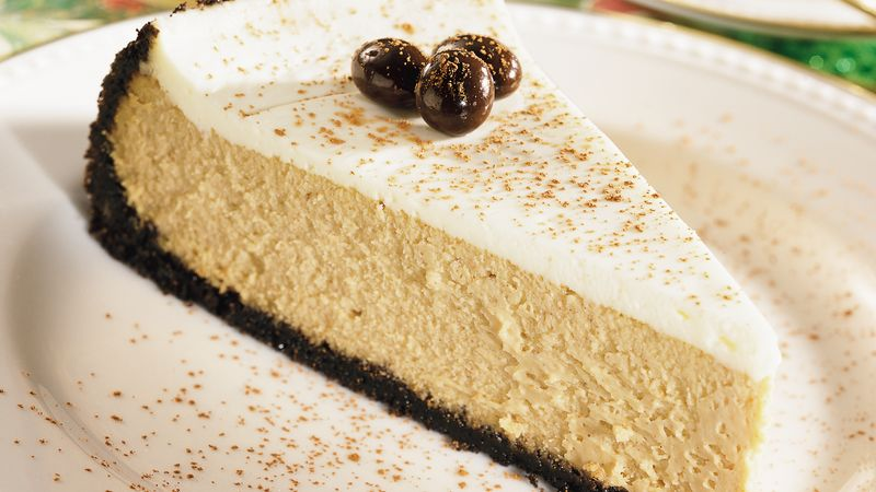 Different flavored cheesecakes recipes