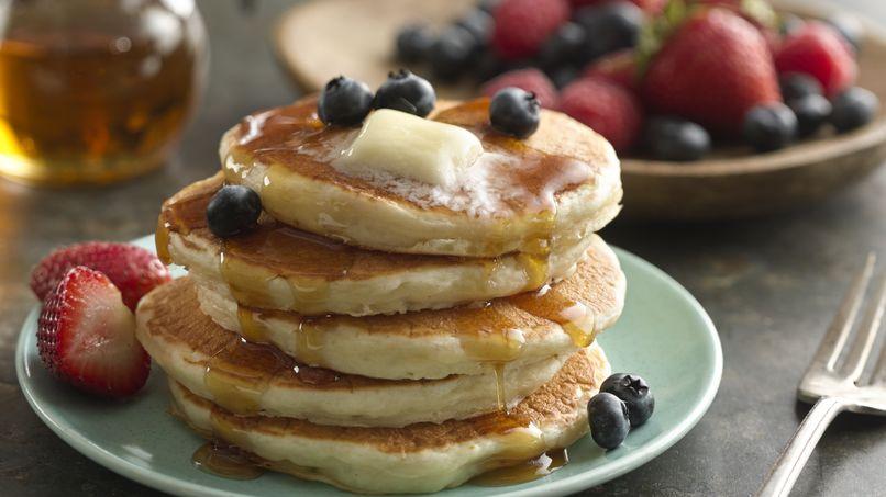 Pancakes de Yogur