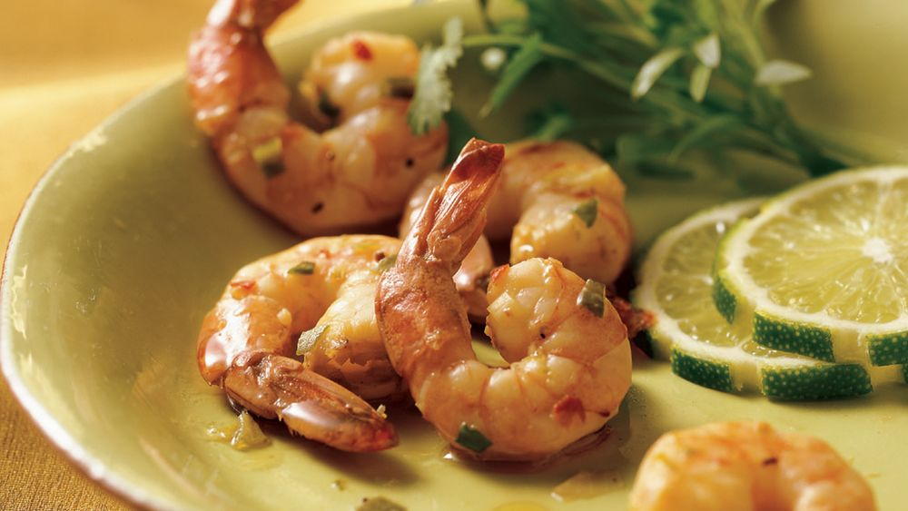 Caribbean Shrimp