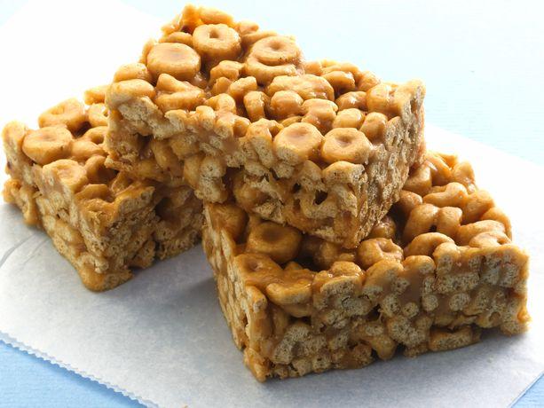 cheerios u2122 peanut butter bars