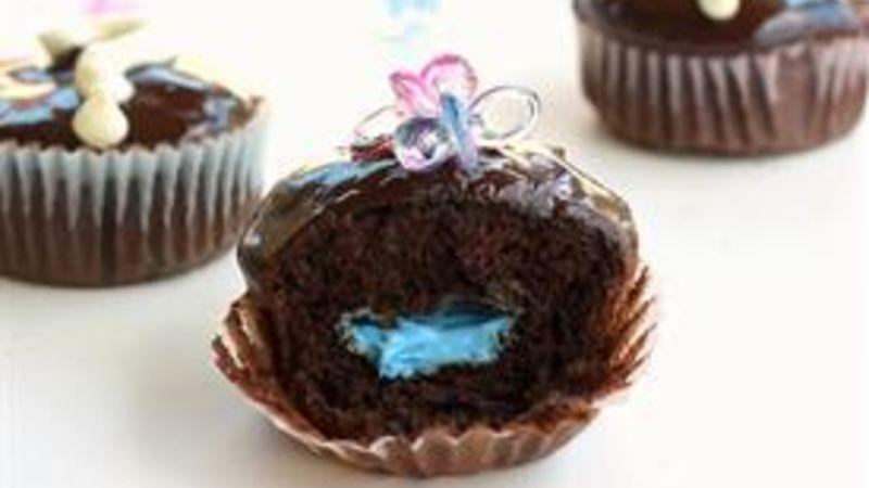 Gender Reveal Cupcakes Recipe Tablespoon Com