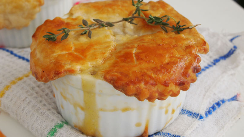 Pot Pie de Vegetales