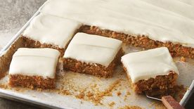 Carrot Sheet Cake with Browned Butter Frosting
