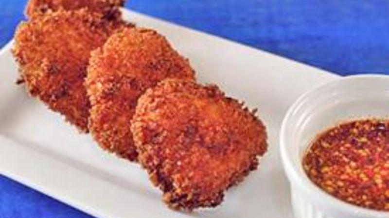 Thai Curry Chicken Nuggets