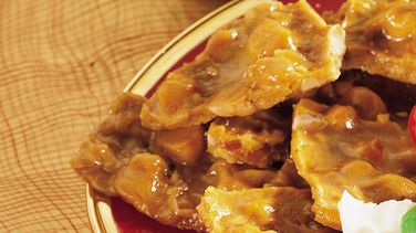 Macadamia-Coconut Brittle