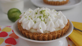 Lime Juice Tartlets