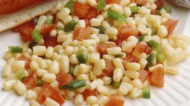 White Corn Salad