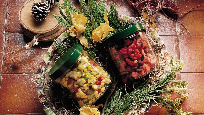 Black Bean Relish
