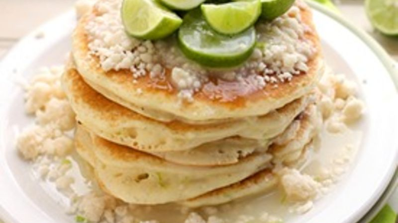 Key Lime Pancakes