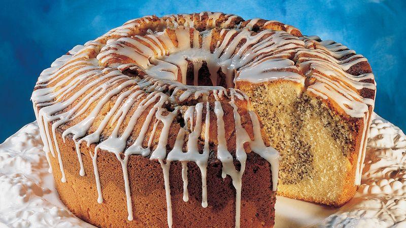 Buttercream Pound Cake